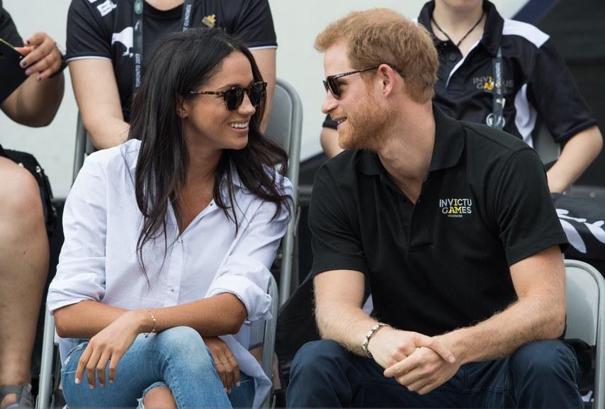 Harry és Meghan Királyi esküvő