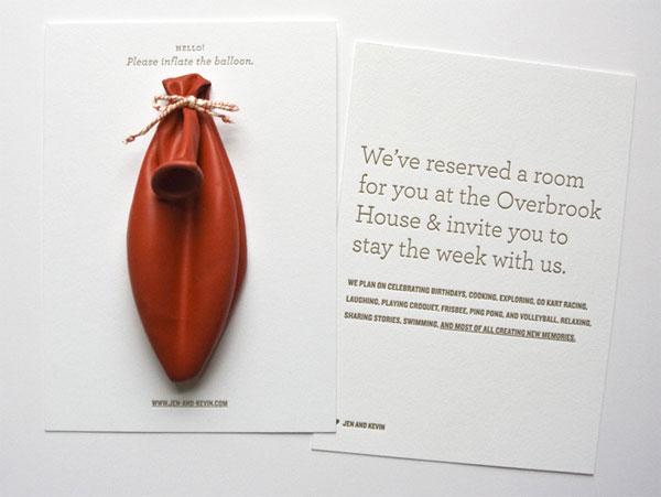 Lufi Ötletes esküvői meghívó