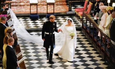 Királyi esküvő: Meghan és Harry