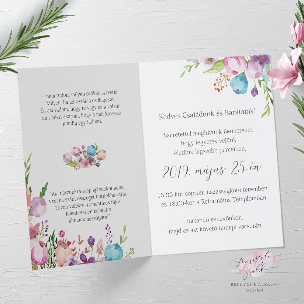 rövid esküvői idézetek meghívóra A legszebb esküvői idézetek meghívóra | Pink & White