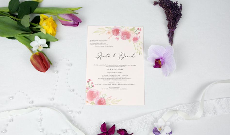 6ab17277e7 A legszebb esküvői meghívó szövegek | Pink & White