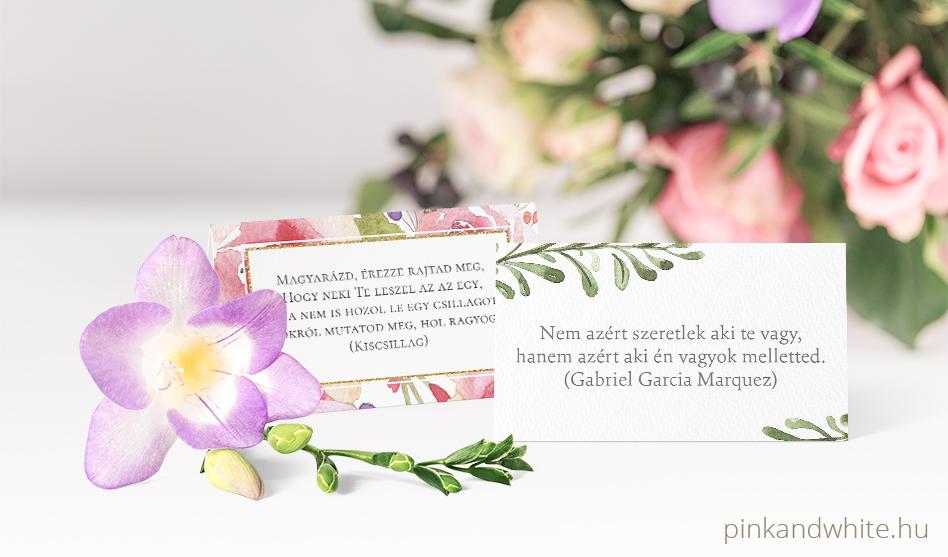 A legszebb esküvői idézetek meghívóra