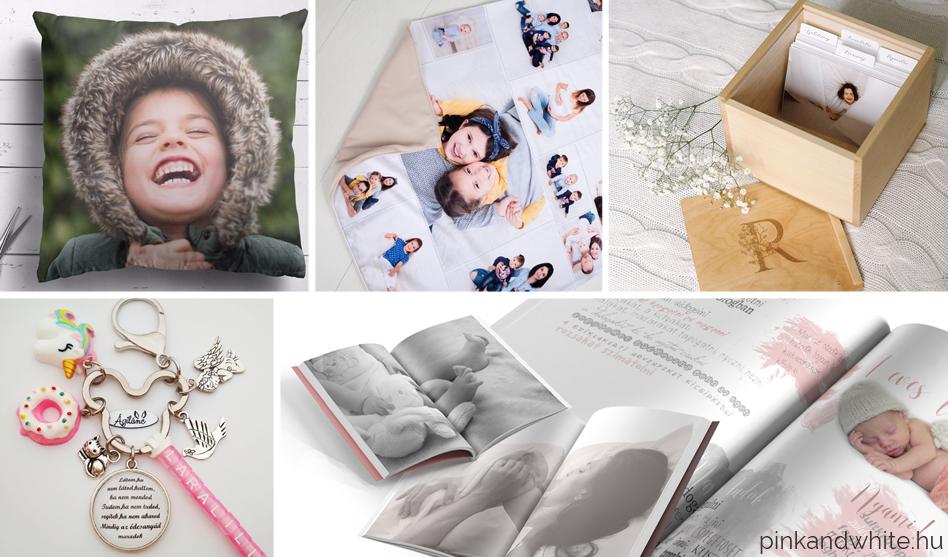 6cd37533b6 Fényképes ajándékok (nemcsak) Karácsonyra | Pink & White